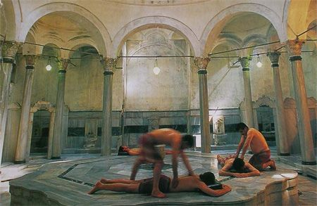 john naish goes to istanbul turkey to try a good old fashioned turkish bath he shares his experience in an article in the times